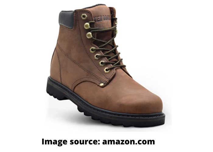 Best Work Boots For Concrete in 2021 [Top 12 Reviewed]